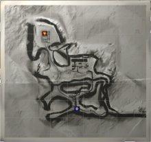The Airbase - dark, snowy, athmosperic map.